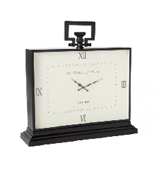 large-nixon-clock-black