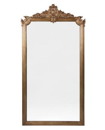 serendipity floor mirror front