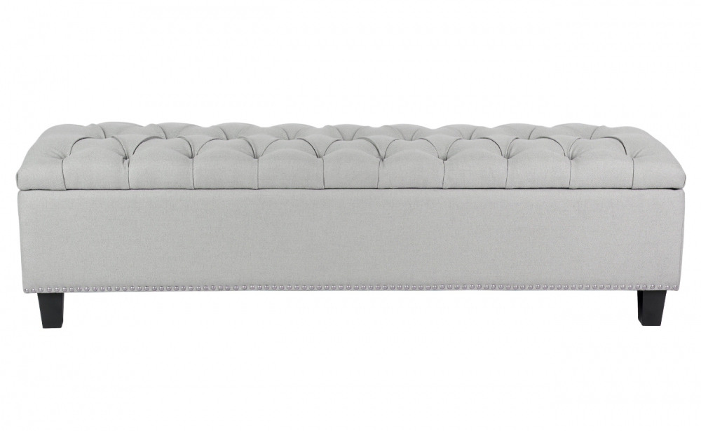 Sloane Bed End Ottoman Natural Inhouse Collections