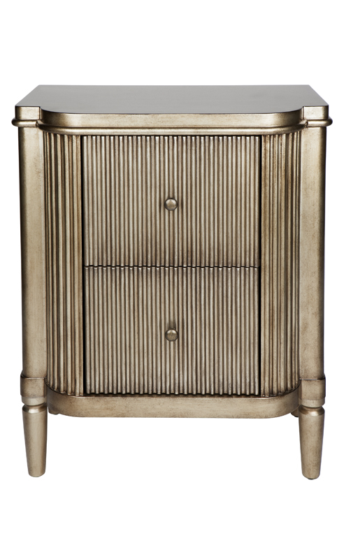 Arielle bedside table inhouse collections for Arielle d collection maison