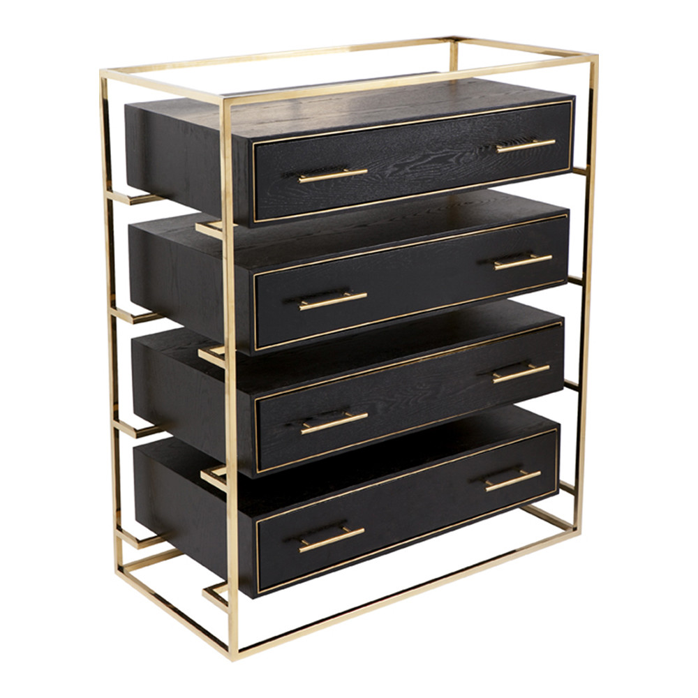 competitive price a1fbf ba262 Vogue Gold & Black Tallboy